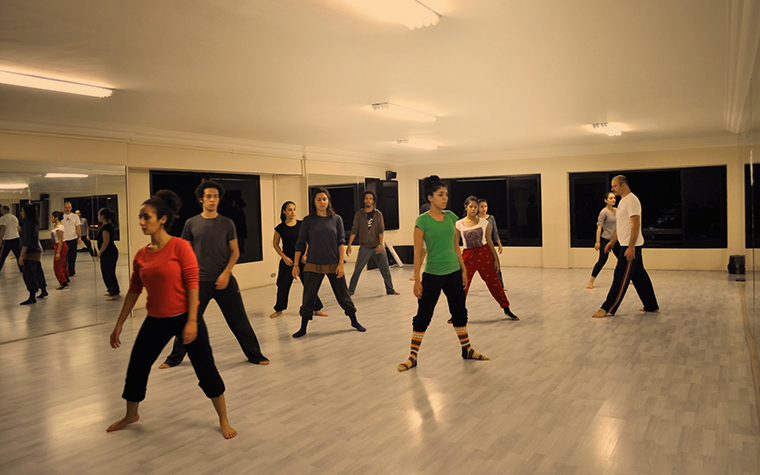 CAIRO CONTEMPORARY DANCE CENTER